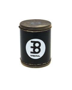 Meinl Percussion SH6-S-BK Natural Rawhide Shaker