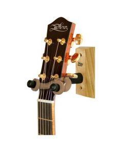 String Swing CC01 Hardwood Home Studio Guitar Hanger - Natural