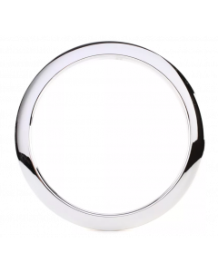 "Bass Drum O's Port Hole Ring - 5"" - Chrome- HC5"