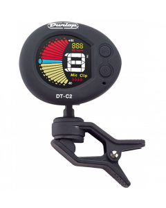 Dunlop DT-C2 Deluxe Chromatic Clip-on Tuner