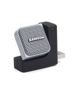 Samson Go Mic Direct - Portable Usb Microphone With Noise Cancellation Technology, Cardioid