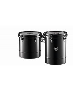 Meinl Percussion MDT88BN 8-Inch Artist Series Steel Attack Timbales