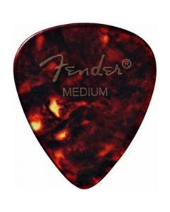 Fender 351 Shape Picks 12 Pack Shell Medium