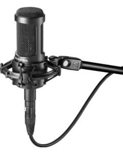 Audio-Technica AT2035 Large Diaphragm Studio Condenser Microphone