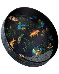 "Remo Ocean Drum - Fish Graphic - 12"" ET-0212-10"