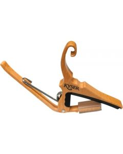 Kyser Maple Capo for Acoustic Guitar KG6MA
