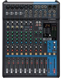 Yamaha MG12XU 12-Input 4-Bus Mixer with Effects