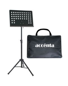 Heavy Duty Music Stand Includes Carrying Case
