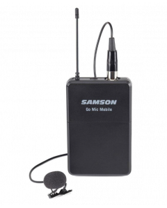 Samson Go Mic Mobile PXD2 Beltpack Transmitter and Lavalier Microphone