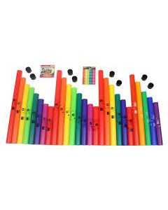 Boomwhackers BW27CP 27 TUBE CLASSROOM Pack