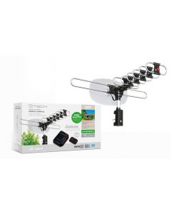 CJ Tech Digital Amplified Outdoor Antenna