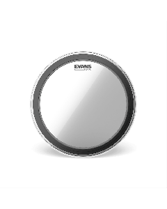 """Evans EMAD 2 Clear Drumhead - 18"""""""