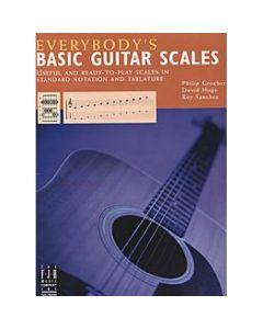 Everybody's Basic Guitar Scales
