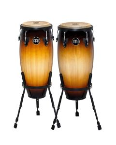 """Meinl Percussion HC512 Headliner Series 11"""" & 12"""" Conga Set With Basket Stands"""