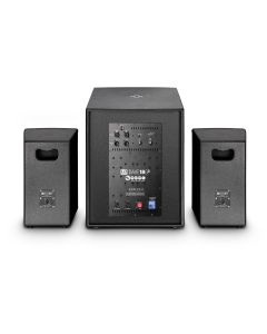 """LD SYSTEMS DAVE 18 G3 Compact 18"""" active PA System"""