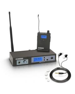 LD Systems MEI 100 G2 B 6 In-Ear Monitoring-System with 96 UHF channels