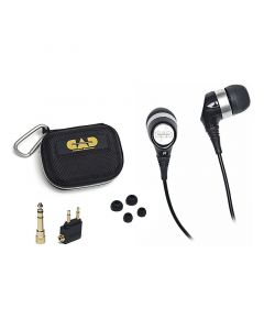 CAD Audio 179421 CAD Audio NB1B High Quality Noise Isolating Earphones