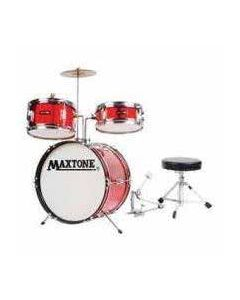 Maxtone 3pc Child Drum Set