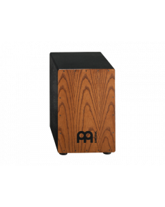 Meinl HCAJ1AWA Headliner Stained American White Ash Black Matte Finish Cajon