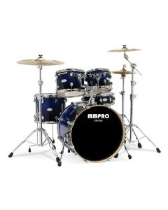 MMPRO WAR 5pc Drum Set w/MCS Cymbals