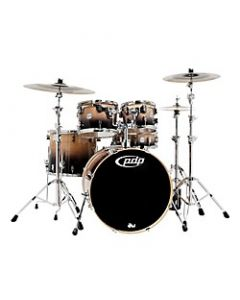 PDP by DW CONCERT MAPLE 5pc W/MCS Cymbals
