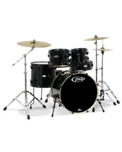 PDP MAINSTAGE 5pc DRUMSET w/Meinl BCS Cymbals