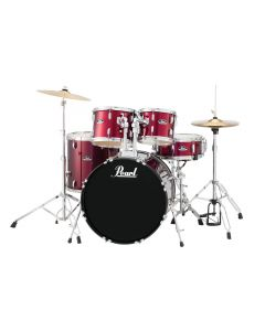 Pearl Road Show 5pc Drum Set w/Cym