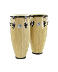 """PEARL PRIMERO CONGA 10""""+11"""" SET with PC-300 Stand"""