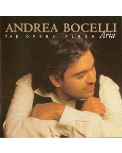 ANDREA BOCELLI - THE OPERA ALBUM ARIA
