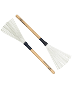 Los Cabos Brushes - Red Hickory Wire Brush