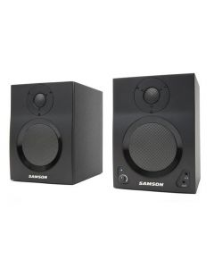Samson's MediaOne BT4 Active Studio Monitors