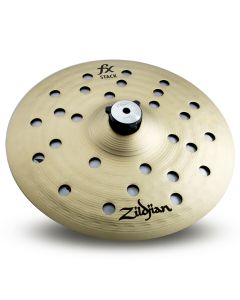 Zildjian Fx Stack Cymbal Pair With Cymbolt Mount 10 In.