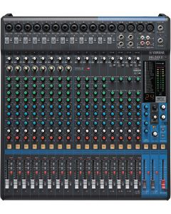 Yamaha MG20XU 20-Input 6-Bus Mixer with Effects
