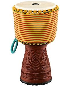 "Meinl AE-DJTC1-L Artisan Edition 12"" Colored Rope Wrapping Djembe"