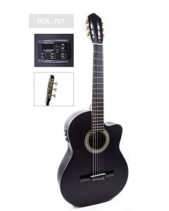 Rollins ROL-727 Classical Electric Guitar